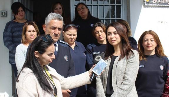 İçişleri Bakanı'ndan Cezaevi'ndeki kadınlara ziyaret