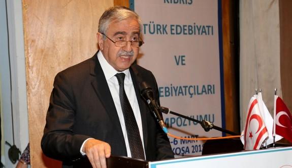"""""""Kıbrıs Türk edebiyatı zengin bir kaynak"""""""