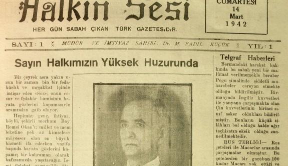 Kıbrıs Türk halkının 76 yıldır sesiyiz