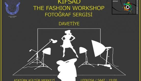 "KIFSAD'ın ""The Fashion Workshop"" sergisi Salı akşamı açılıyor"