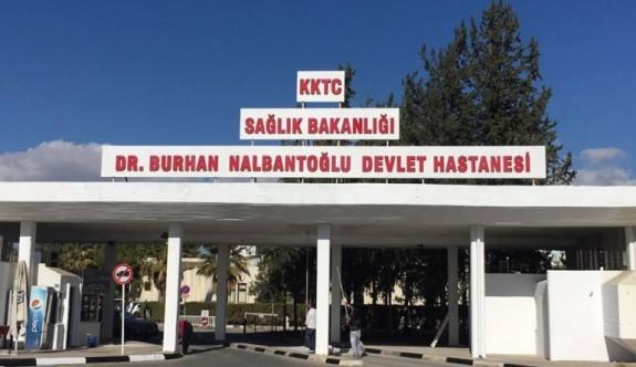 Lefkoşa Dr. Burhan Nalbanoğlu Devlet Hastanesi telefonu değişti