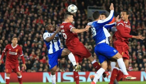 Liverpool'da gol sesi çıkmadı