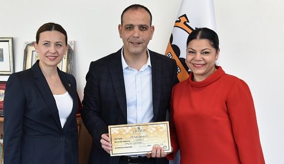 LTB, Kadın Sığınma Evi'ne destek artıyor