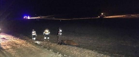Nevşehir'de F-16 düştü: 1 şehit