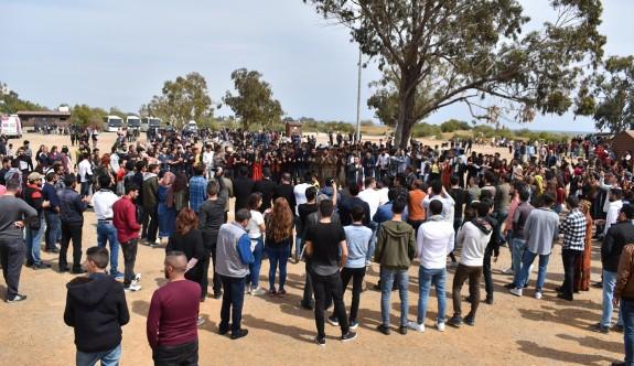 Newroz'da arbede