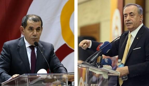 Özbek ve Cengiz arasında tartışma çıktı