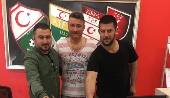 Pınarbaşı'nda imzalar atıldı