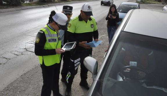 Poliste e-bilgi sorgulama sistemi devrede