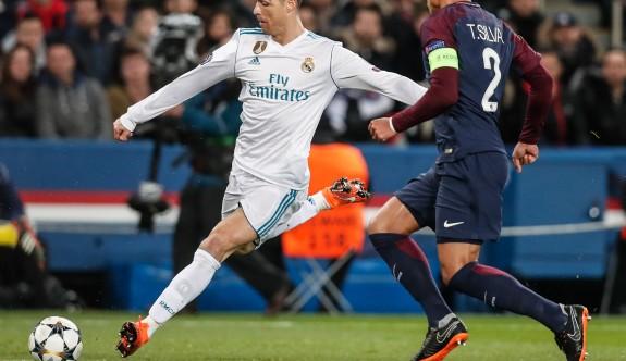 Real Madrid'ten PSG'ye geçit yok