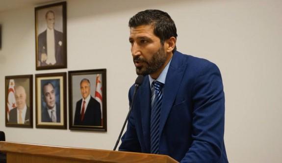 Sapsızoğlu, Halkın Partisi Lefkoşa İlçe Başkanı