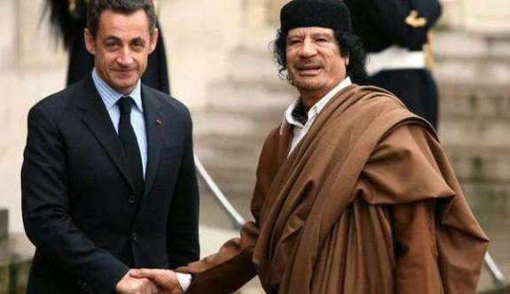 Sarkozy gözaltında