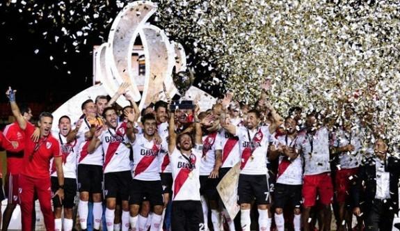 Superclasico'da kazanan River Plate