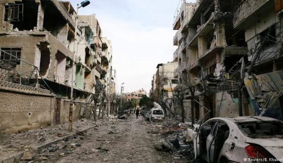 """""""Suriye'de dev bir trajediyle karşı karşıyayız"""""""