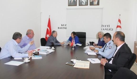 Sürücü Eğiticisi Sınav Komisyonu toplandı