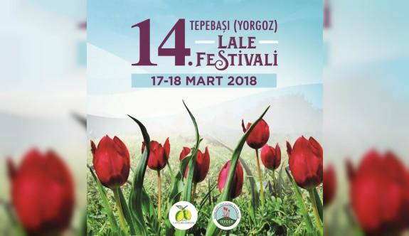 Tepebaşı Lale Festivali 17-18 Mart'ta