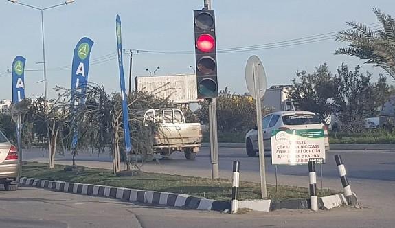 Trafik ışıkları düzenleme istiyor