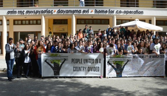 Türk ve Rum gençler birlikte ABD'ye gidiyor