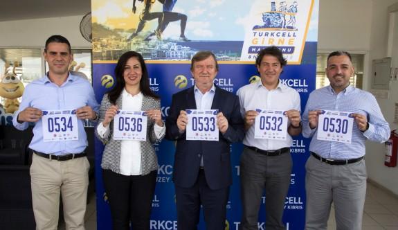 """""""Turkcell Girne Maratonu""""na kayıtlar devam ediyor"""