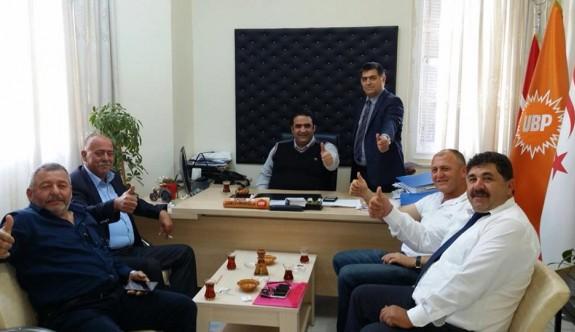 UBP, belediye başkan adaylarını belirlemeye devam ediyor