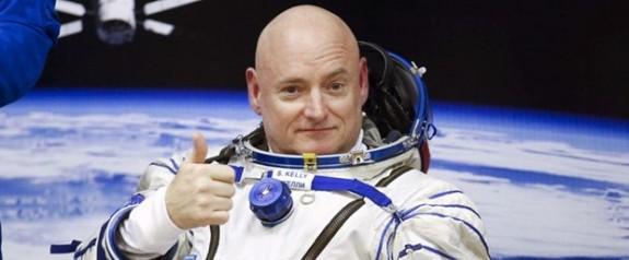 Uzayda bir yıl kalan astronot Scott Kelly'nin genleri değişti