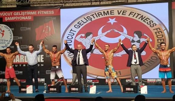 Vücutçularımız Türkiye'de podyuma damga vurdular