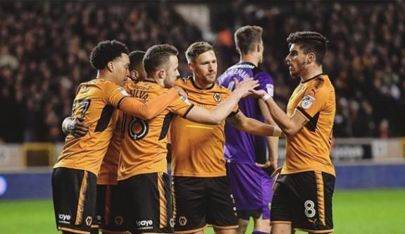Wolverhampton adım adım Premier Lig'e