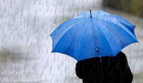 Yarın yer yer hafif yağmur var