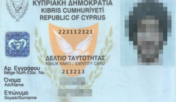 110 bin 734 Kıbrıslı Türk Kıbrıs Cumhuriyeti kimliği aldı