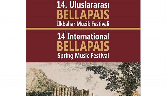14. Uluslararası Bellapais İlkbahar Müzik Festivali