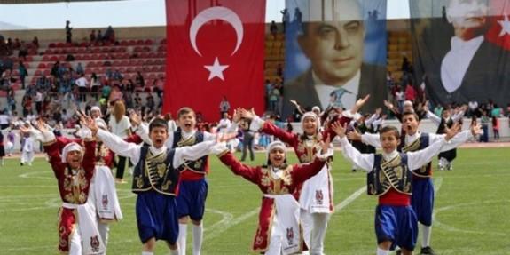 """""""23 Nisan Ulusal Egemenlik ve Çocuk Bayramı"""" törenler ve etkinliklerle kutlanacak"""