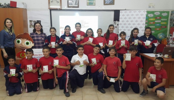 35 okulda 3 bin çocuğa enerji tasarrufu eğitimi verildi