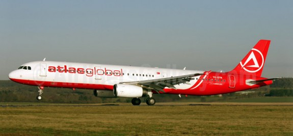 Atlas Jet'ten Kıbrıs uçuşlarına stop mu?