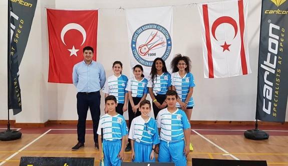 Badminton Yıldızlar Ligi başladı