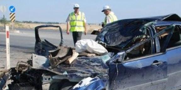 Bir haftada 84 kaza 27 yaralı