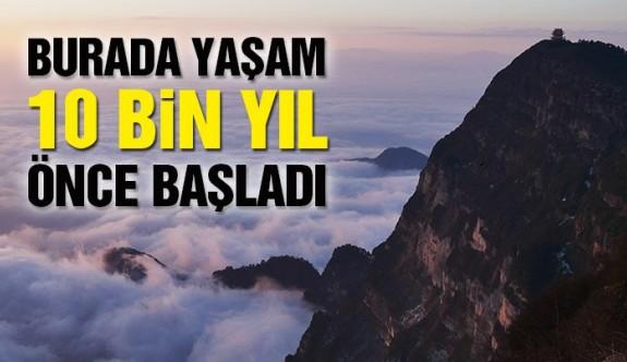 Budizm'in kutsal dağı: Emei