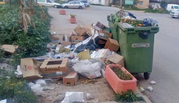 Çevreye çöp bırakmak alışkanlık oldu