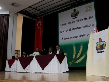 Çiftçiler Birliği'nde yeni yönetim belli oldu