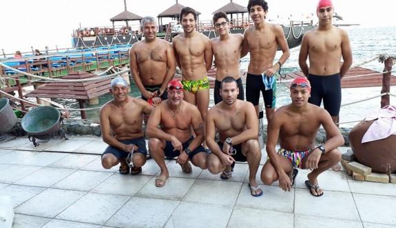 Çilek festivalinde yüzme şöleni yaşanacak