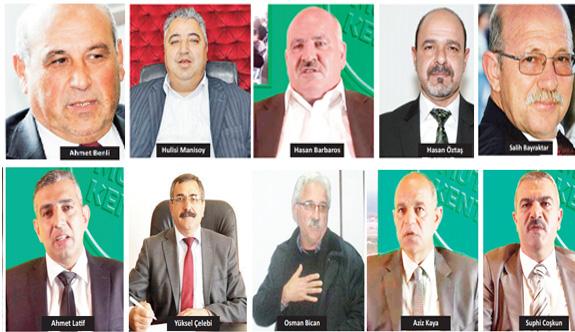 CTP, 10 bölgede adaylarını belirledi