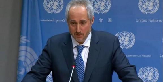Dujarric, Kıbrıs Özel Danışmanlığı ataması haberlerini yalanladı