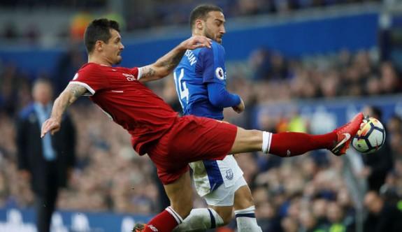 Everton, Liverpool'u elinden kaçırdı
