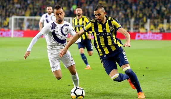 Fenerbahçe ikinci yarı açıldı