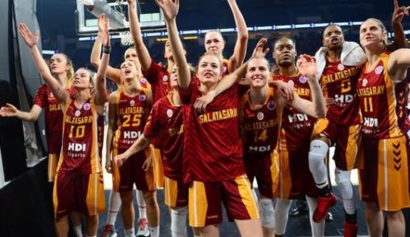 Galatasaray Avrupa Kupası şampiyonu