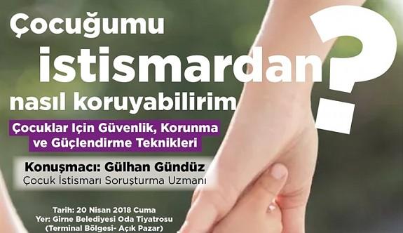 Girne Belediyesi Danışma ve Destek Merkezi'nden iki seminer