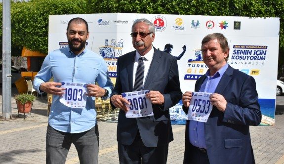 Girne Maratonu pazar gün yapılıyor