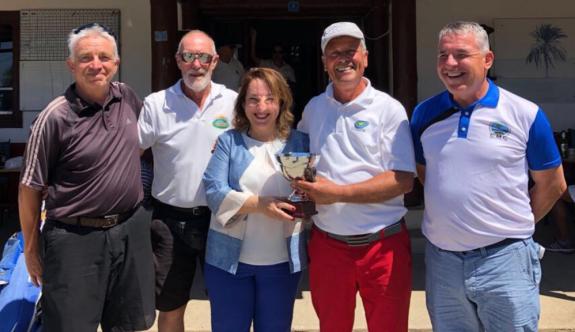 Golfta birincilik Gaziveren'in