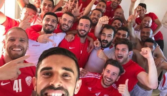 Gönyeli yeniden Süper Lig'de