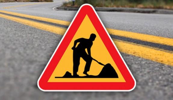 Hafta sonu ve Pazartesi Lefkoşada bazı bölgelerde asfalt serimi yapılacak