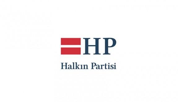 Halkın Partisi 5 belediyede aday çıkaracak