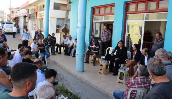Halklın Partisi, Karpaz bölgesinin sorunlarını dinledi